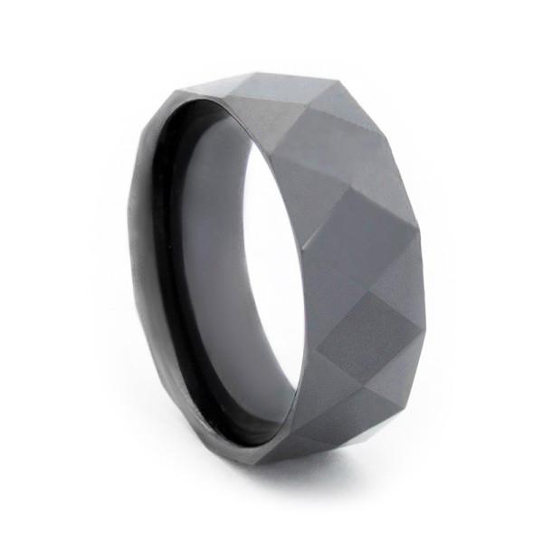 Кольцо из керамики КК-0109