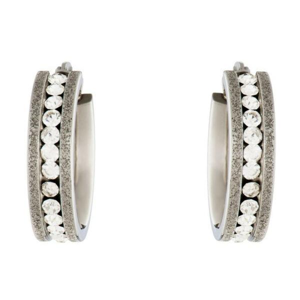 купить серьги кольца