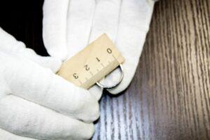 определить размер кольца